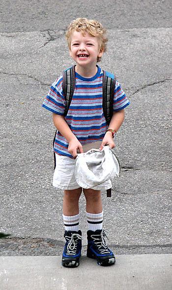 Huxley-1stday-school