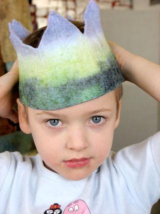Crowned-king