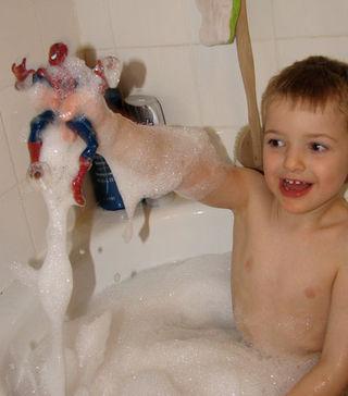 Spider-bath