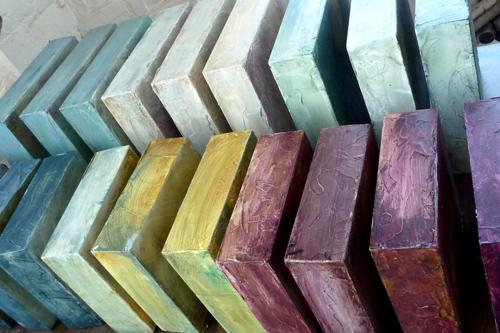 Rainbow-panels