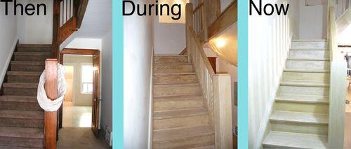 Stair-reno-composite