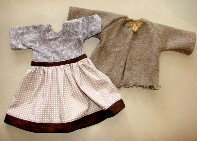 Clothes-taupe