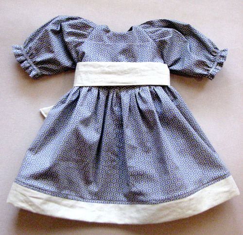 Clothes-Dress-grey-front