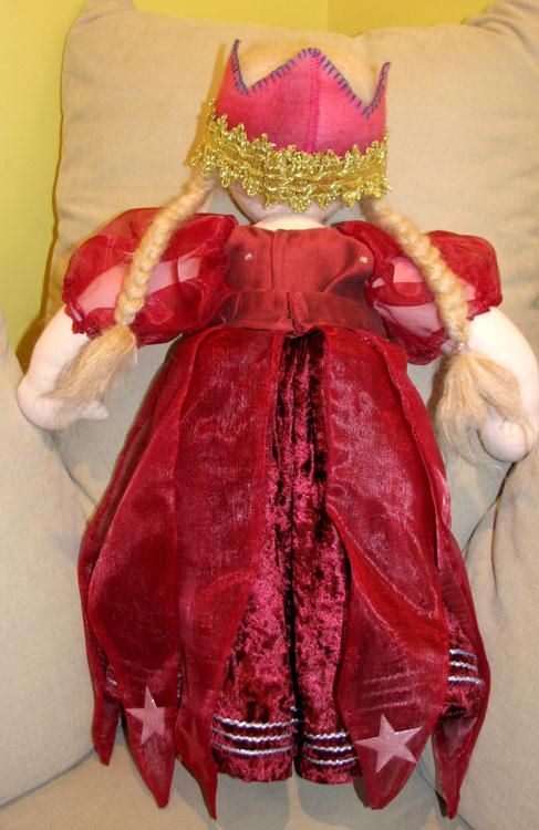 Princess-back-50cm