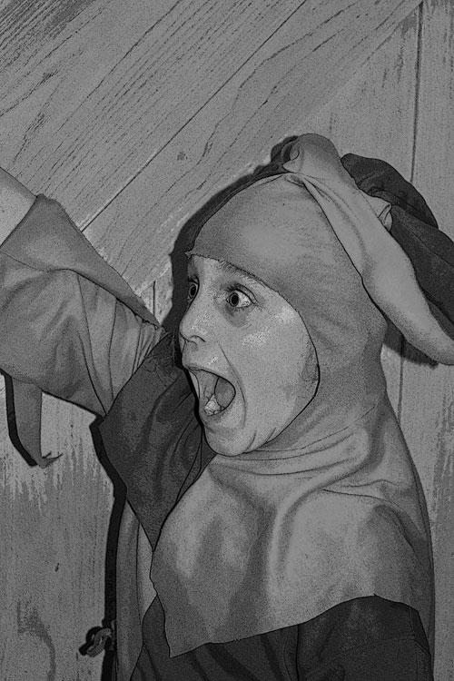 Jester-scream