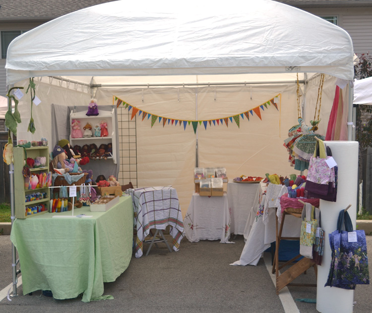 Show-tent